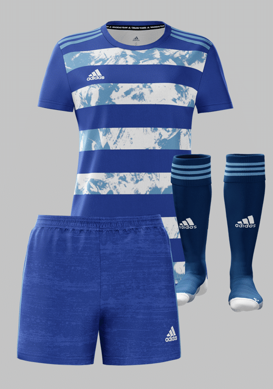Adidas Men's Football Uniform Packages