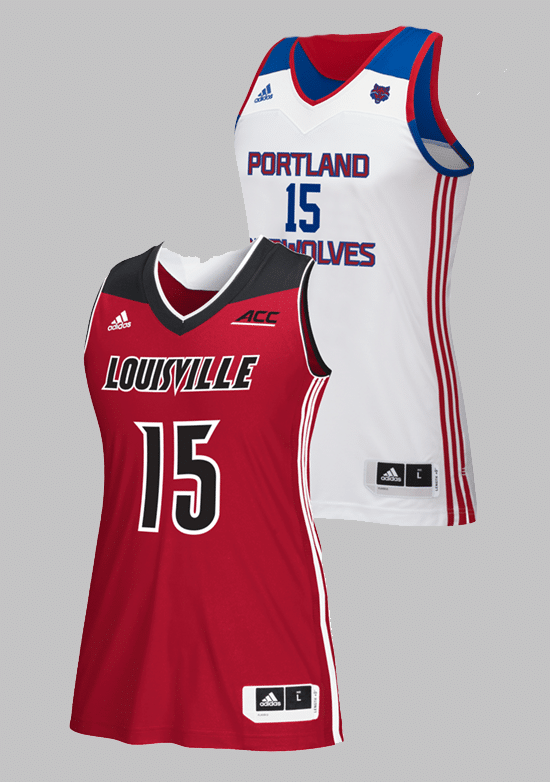 Adidas Men's Basketball Uniform Packages