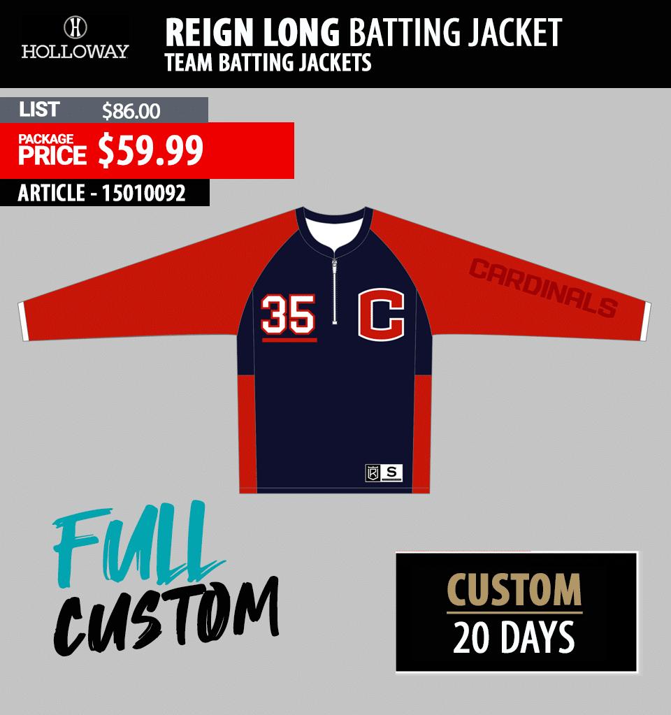 Adidas Batting Cage Jacket